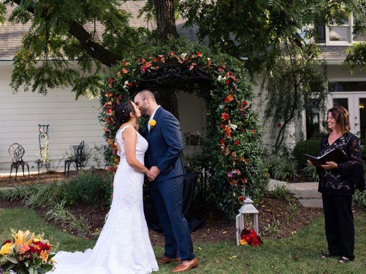 Tmx Fiona Kenan Wedding 51 737703 Raleigh, NC wedding officiant