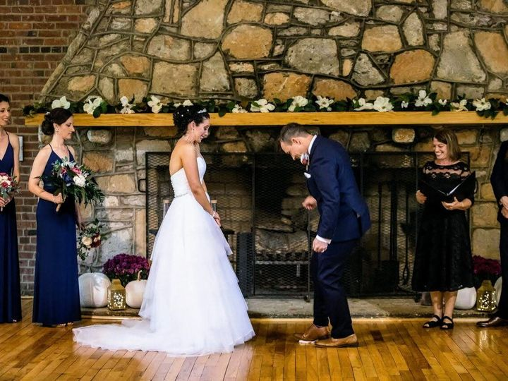Tmx Melissadavewedding01 51 737703 157680135025672 Raleigh, NC wedding officiant