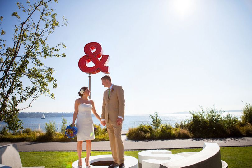 Olympic Sculpture Park photo: La Vie Photography