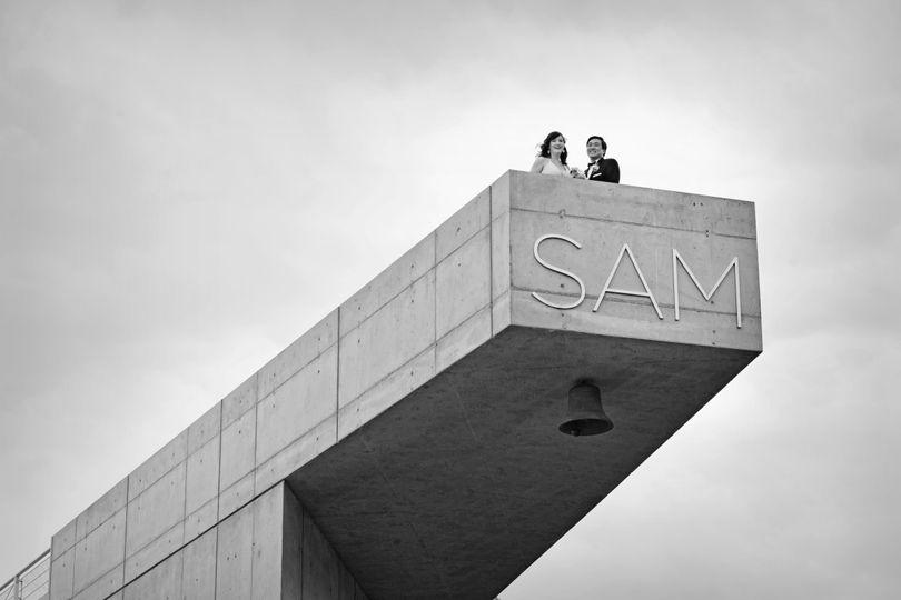 Overlook at Olympic Sculpture Park photo: Jenny Jimenez