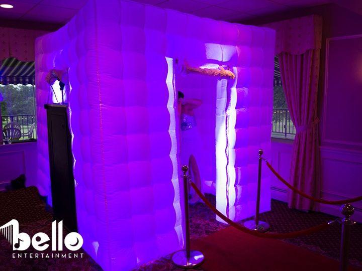 Tmx Led Inflatable Photo Booth Bello Entertainment 51 649703 158052637625993 Ontario, CA wedding dj