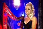 Wedding Harpist image
