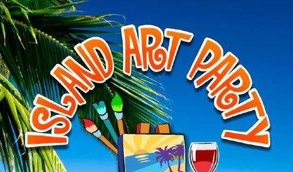 Island Art Party 1