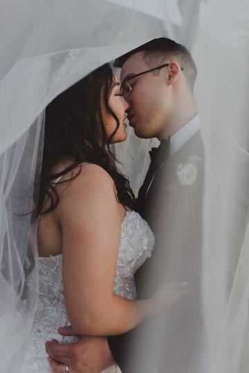 Bride and groom - Samantha Burgess Photography