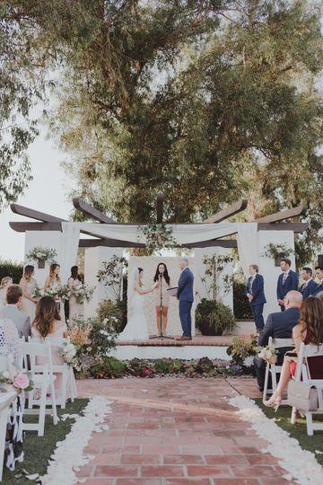 The ceremony - Samantha Burgess Photography