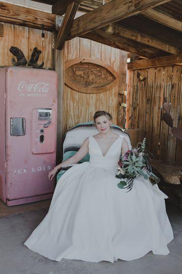 Desert bride - S&A Photo
