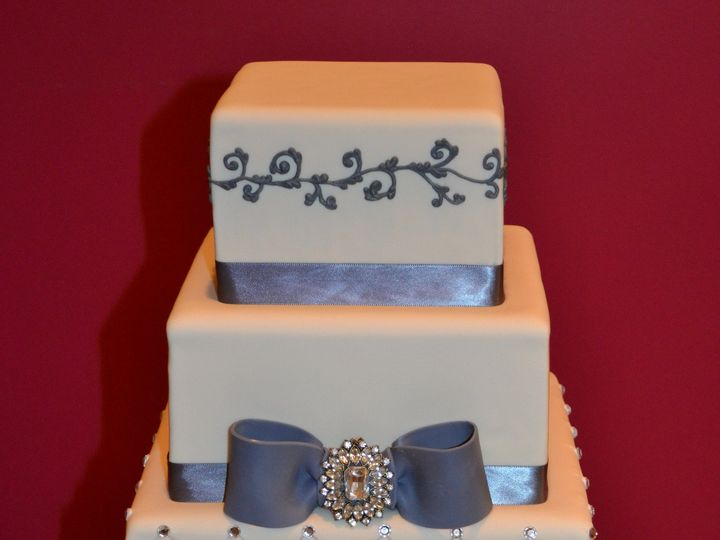 Tmx 1452543371036 Dsc0452 Warwick, Rhode Island wedding cake