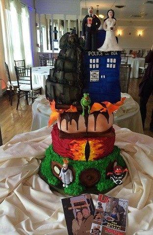 Tmx 1452543416824 Extreme Cake Warwick, Rhode Island wedding cake