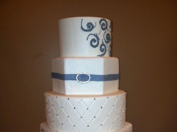 Tmx 1452543440095 Img2542 Warwick, Rhode Island wedding cake