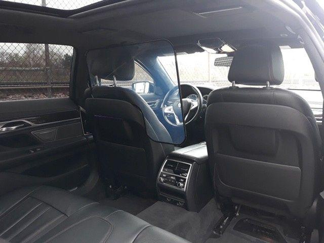 BMW Sneeze Shield