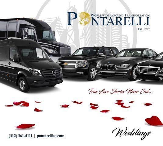 Our #Pontarelliweddings image!