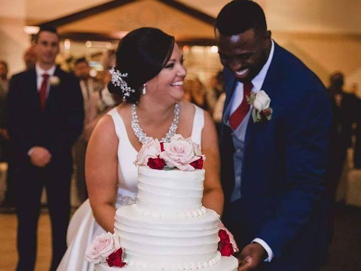 Tmx Faceoftheknot2020 51 44803 158265956465802 Livonia, MI wedding cake