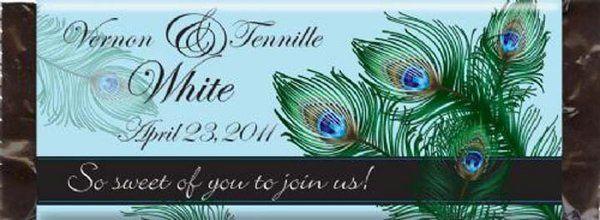 Tmx 1337969188059 Peacockwed Palmyra wedding favor