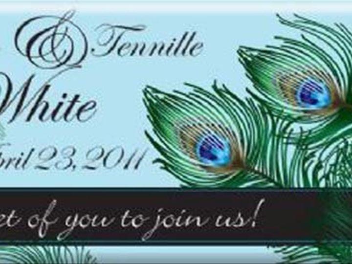 Tmx 1338994773539 Peacockwed Palmyra wedding favor