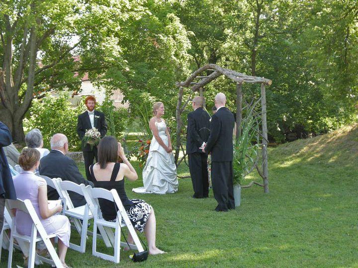 Tmx 1446146477336 Otside Ceremony 2 Brandon, VT wedding venue