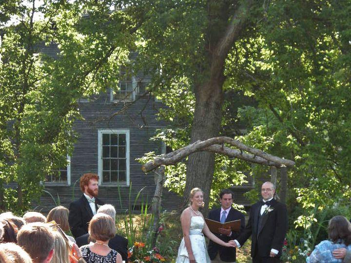 Tmx 1446146487394 Outdoor Ceremony 2 Brandon, VT wedding venue
