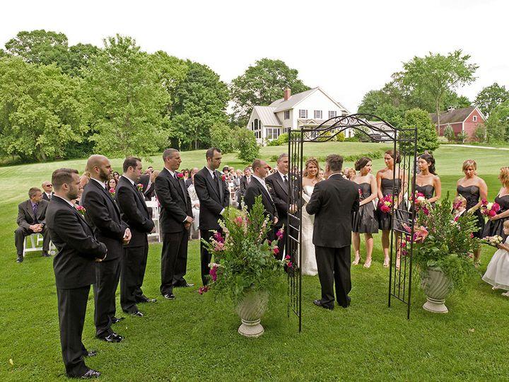 Tmx 1446146496285 Outdoorceremonyset Up Brandon, VT wedding venue