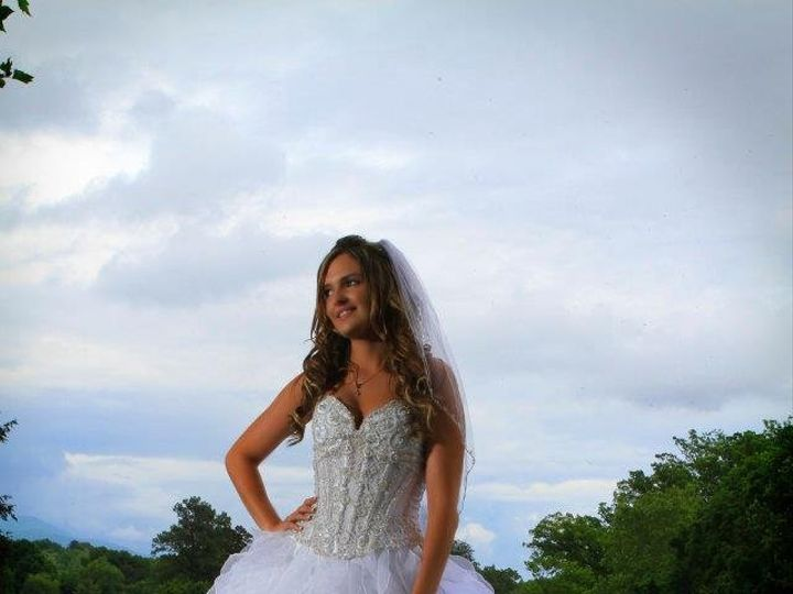 Tmx 1363211037462 MelissaBrownChase1 Roanoke wedding dress