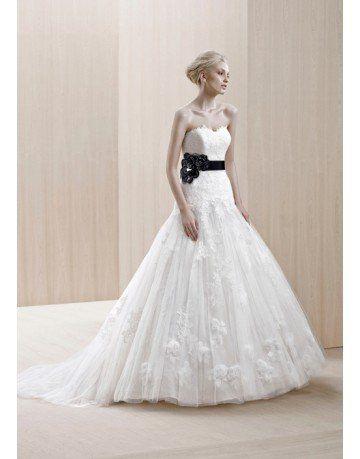 Tmx 1363879131151 BluebyEnzoaniElistaBeltM1 Roanoke wedding dress