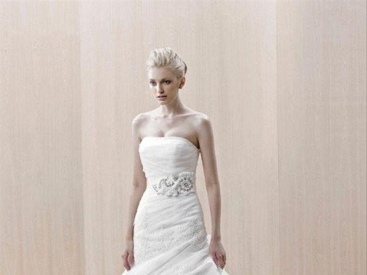 Tmx 1363879132580 BluebyEnzoaniEtawahGeorginaBt Roanoke wedding dress