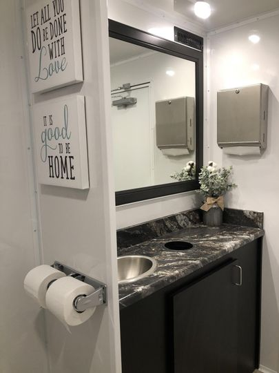 The good life restrooms
