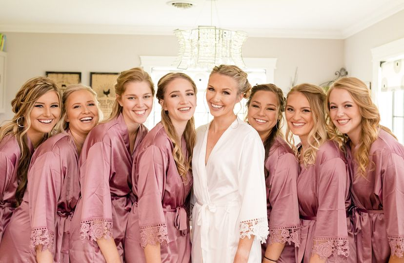 Mrs H and her girls