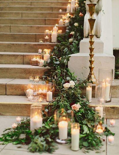 green wedding decorations 1 2 51 1047803 158620322934823