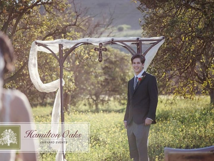 Tmx 1363736829490 OCVineyardandWineryWeddingVenueVintageTheme23 San Juan Capistrano, CA wedding venue