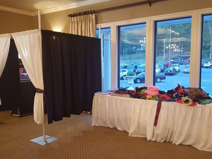 Tmx 1512338217875 0 Curtain Wilkes Barre, PA wedding dj