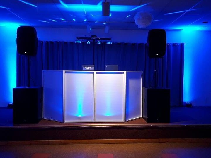 Tmx 1512338450129 Blue Setup Wilkes Barre, PA wedding dj