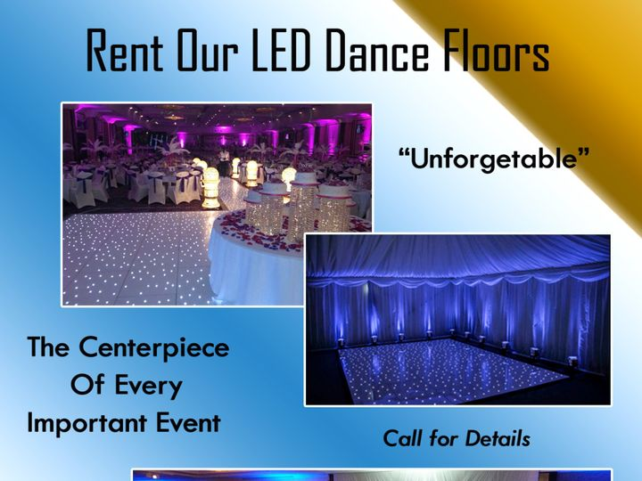 Tmx Led Starlit Dance Floor 51 658803 1565553177 Wilkes Barre, PA wedding dj