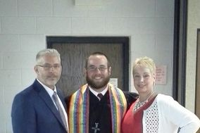 Rev. Eric Stricklin, Ordained United Church of Christ Minister