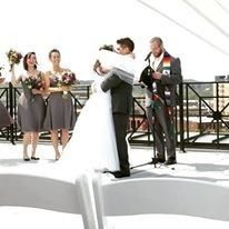 Tmx 1473007576184 Rooftopwedding Akron wedding officiant