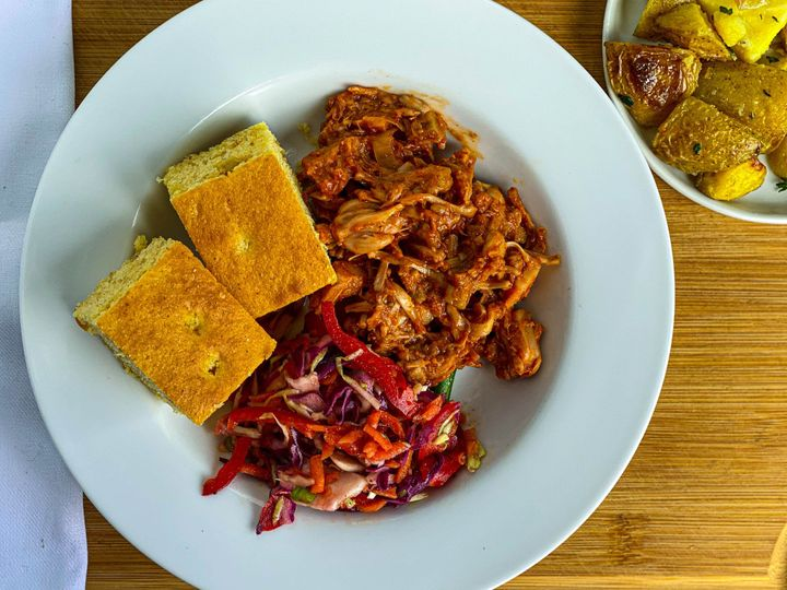 BBQ Braised Jackfruit