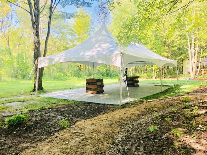 Tmx Tent In The Woods 51 1059803 159418519881624 Wickliffe, OH wedding rental