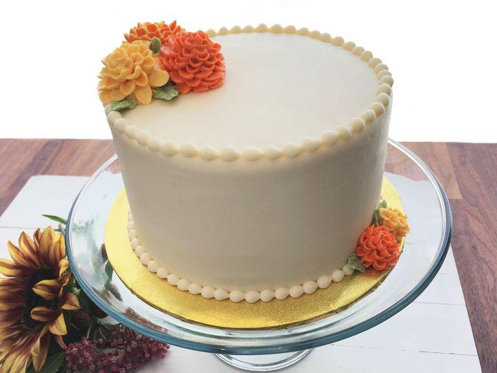 Tmx 1520102138 97eeddf17f92c3c4 1520102136 3e6ca2e26c1e237c 1520102129668 7 Dahlia 6in Wedding Portland, OR wedding cake