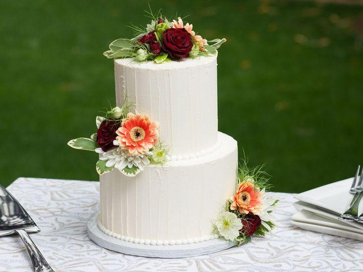 Tmx 1520103249 97765fbd83569a98 9in Tiered Summer Wedding Small Portland, OR wedding cake
