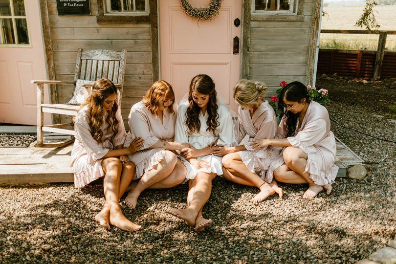 Brides Bungalow Proch