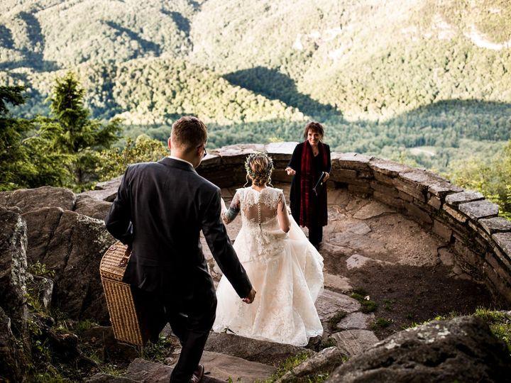 Tmx Cassandra Tyler Elopement 4 51 770903 1566244557 Waynesville, NC wedding photography