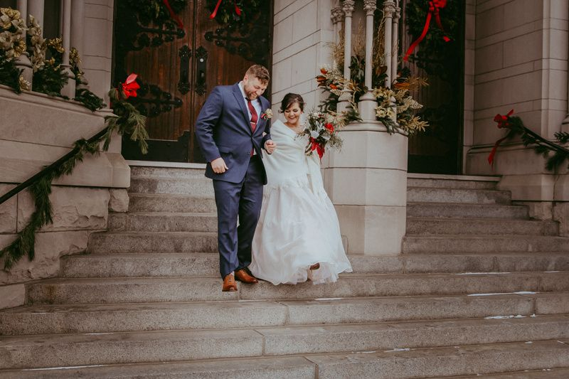 Meagan White Photo - Just married!