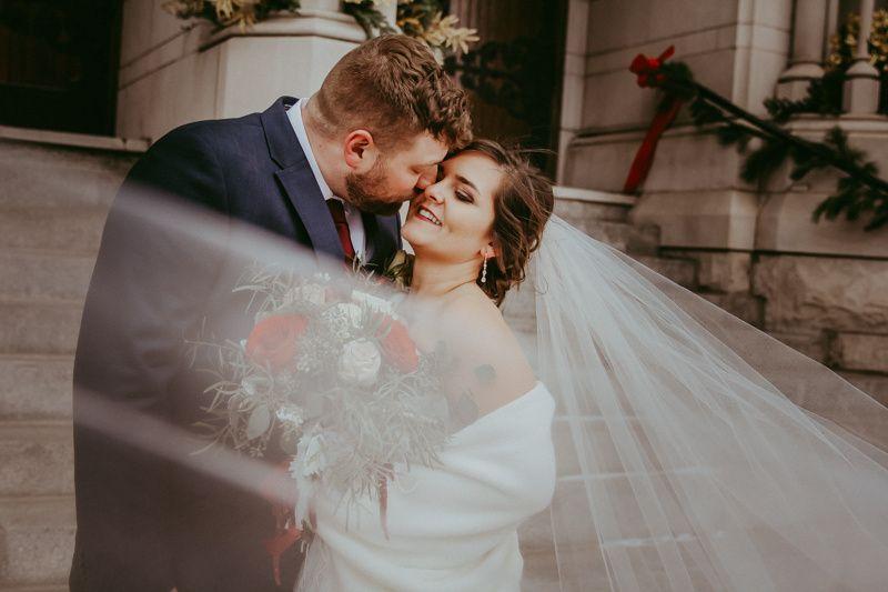 Meagan White Photo - Newlyweds