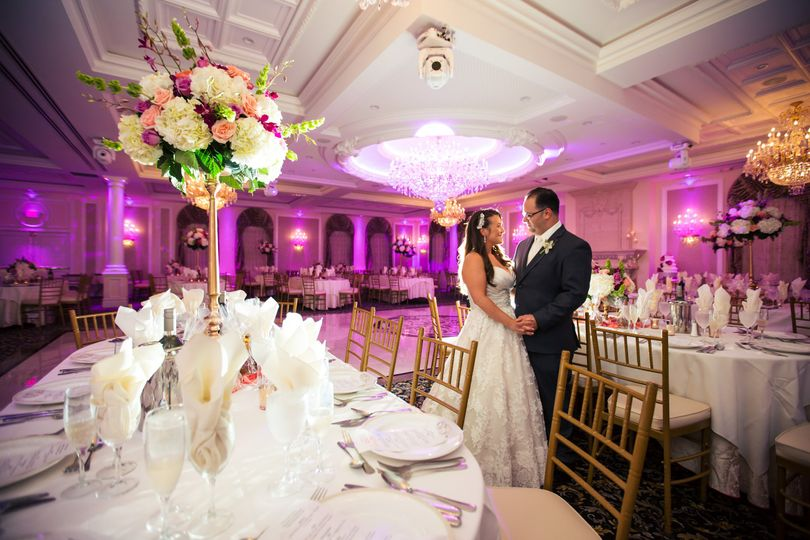 Couple in the reception | Photo by Montclair Studio