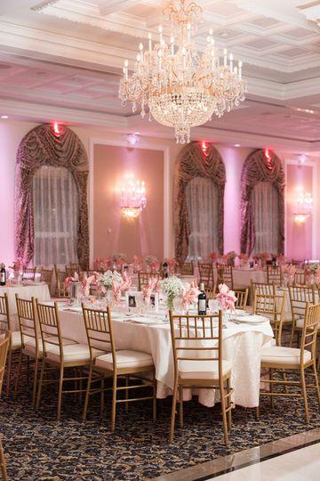 Reception tables   Photo by Tori Petrillo Photography