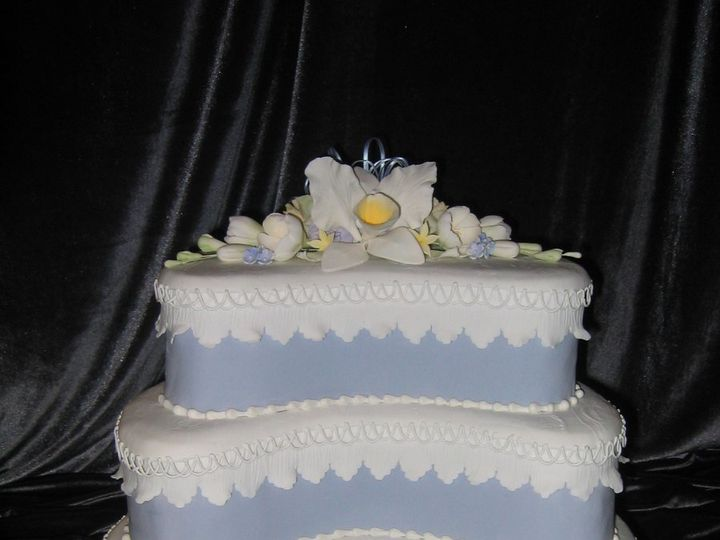 Tmx 1339011184336 IMG0791 Falls Church, District Of Columbia wedding cake