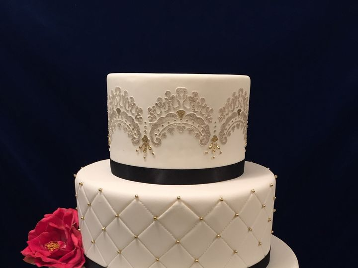 Tmx 1494608586445 1 2 Falls Church, District Of Columbia wedding cake