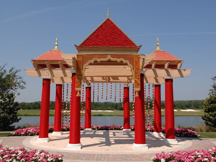 Tmx Indian Wedding Ceremony Gazebo 51 383903 157609057815136 Orlando, FL wedding venue