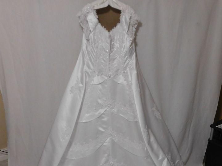 Tmx 1528464283 31f48d257cbcd80c 1528464280 6fee5ec9f5f0ce46 1528464249349 16 Wedding Gown Clea Orlando, FL wedding dress