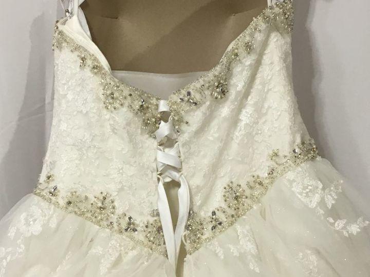 Tmx 1535895843 A2d689121f1394e1 1535895842 30dd5146643ebe6e 1535895844838 1 Wedding Gown Clean Orlando, FL wedding dress
