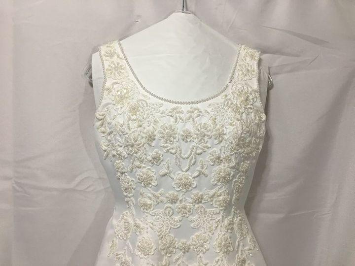 Tmx 1535895843 E500c444a90bc547 1535895842 Ecb888616fc6e65a 1535895844852 3 Wedding Gown Clean Orlando, FL wedding dress