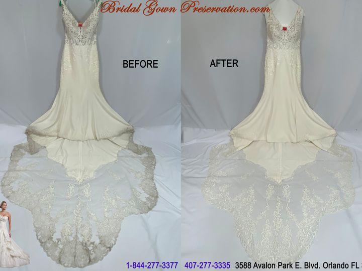 Tmx 69957 Danielle Burnett Before And After Wedding Gown 51 1004903 161223385044083 Orlando, FL wedding dress